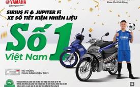 Yamaha thống lĩnh ngôi vương tiết kiệm xăng số 1 Việt Nam