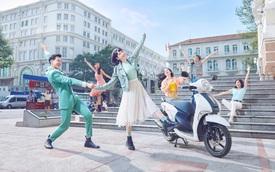 """Yamaha tung ưu đãi """"khủng"""" nhân dịp Grande trở thành xe tay ga tiết kiệm xăng số 1 Việt Nam"""
