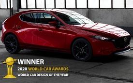Vì sao Mazda3 2020 trở thành 'Xe đẹp nhất thế giới'?
