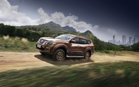 Nissan ưu đãi đặc biệt cho toàn bộ dòng xe đang bán tại Việt Nam