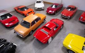 Trường nhà người ta: Bất ngờ được tặng hẳn bộ sưu tập xe khủng, giá không dưới 10 triệu USD