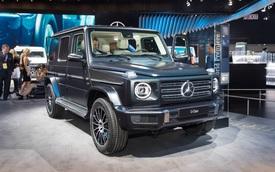 'Ông hoàng off-road' Mercedes-Benz G-Class sẽ có phiên bản sử dụng động cơ điện trong tương lai