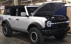 Ford Bronco khiến khách hàng thấp thỏm vì COVID-19 bùng phát khó kiểm soát