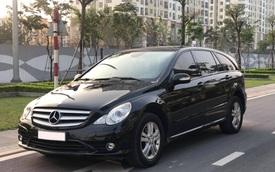 Bán xe gia đình Mercedes-Benz với giá rẻ hơn Mitsubishi Xpander gần 200 triệu đồng, chủ nhân khẳng định: 'Máy chưa từng bung ốc'
