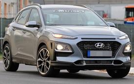 Hyundai Kona N tiến gần hơn đến ngày ra mắt - Cảm hứng từ Santa Fe