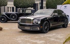 Bentley lý giải nguyên nhân khai tử Mulsanne, Rolls-Royce Phantom mất đối thủ
