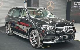Mercedes-Benz GLS 2020 bị chê cắt trang bị tại Việt Nam nhưng ít ai biết có cả tá 'option' ngoài mức giá 'rẻ' bất ngờ