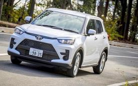 Đánh giá nhanh Toyota Raize - 'tiểu RAV4' đe nẹt Hyundai Kona khi về Việt Nam