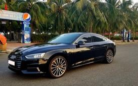 Sau 2 năm, Audi A5 APEC bất ngờ được thanh lý với giá rẻ hơn cả tỷ đồng