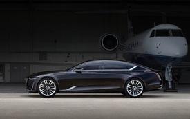 Cadillac Celestiq - Siêu sedan mới đắt hơn cả Maybach S-Class