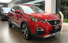 Peugeot 3008 và 5008 sắp thêm bản mới tại Việt Nam, phả hơi nóng lên Tucson và Santa Fe