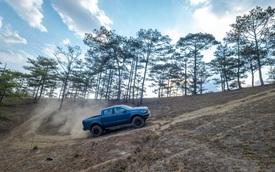 Thả Ford Ranger Raptor về rừng: Giảm xóc cứu tất cả