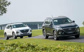 Giảm giá trăm triệu, Toyota Fortuner và Mazda CX-8 vẫn để Hyundai Santa Fe vượt mặt tại Việt Nam