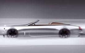 Siêu phẩm mui trần Rolls-Royce Dawn Silver Bullet chào hàng đại gia, hứa hẹn chuyến đi kỳ thú nếu mua xe