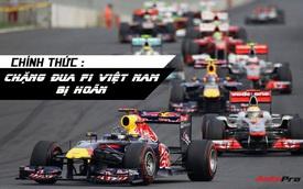 Chính thức hoãn chặng đua F1 Việt Nam, sẽ tổ chức lại khi hết dịch Covid-19