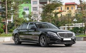 Đi 6 năm, 'xe ông chủ' Mercedes Benz S-Class được rao bán lại với giá ngang ngửa E 180
