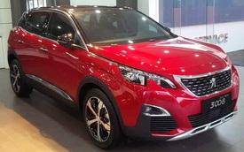 Peugeot 3008 và 5008 phiên bản mới về đại lý: Giá giảm trăm triệu, khách hàng có thể đặt 'option' kèm theo