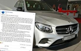 Bị khách tố 'lừa đảo', sales nữ của Mercedes-Benz Haxaco trần tình nhưng cả hai đều gây tranh cãi