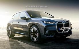 BMW iNext - Xe đầu tiên không bị chê về tản nhiệt khổng lồ