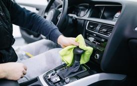 Tiêu diệt virus mà không làm hỏng nội thất xe với những chất tẩy rửa ngay sát sườn này