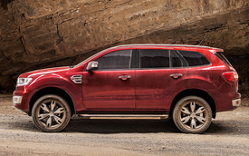 Bóc tách Ford Everest thế hệ mới: Nhiều nâng cấp nhất từ trước tới nay