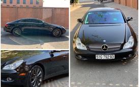Hết thời đỉnh cao, siêu phẩm Mercedes-Benz CLS 550 chỉ đắt hơn Toyota Vios số sàn 20 triệu đồng