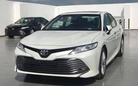 Sedan hạng D tháng 2/2021: Bán chưa tới 200 xe cũng giúp Toyota Camry nuốt trọn phân khúc