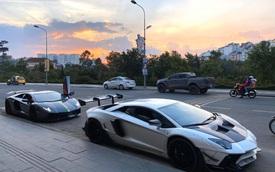 Né dịch Covid-19, Cường 'Đô-la' và trưởng đoàn Car Passion mang siêu xe đổ bộ Tây Nguyên