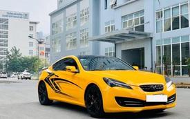 Lột xác Hyundai Genesis từ trong ra ngoài, 'dân chơi Việt' bán lại xe với giá rẻ ngang Grand i10 sedan