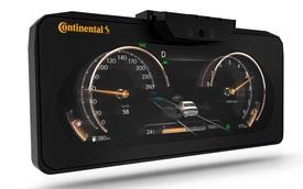 Genesis GV80 trở thành xe sang đầu tiên trang bị bảng đồng hồ 3D