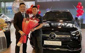 Chất chơi như Quang Hải: Đợi bằng được Mercedes-Benz GLC 300 lắp ráp vừa mới ra mắt để tậu cho riêng mình