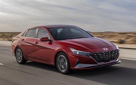 Ra mắt Hyundai Elantra hoàn toàn mới: Đẹp xuất sắc, đe nẹt Mazda3