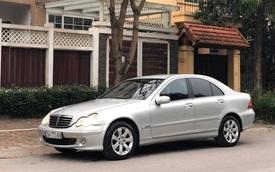 Rẻ gấp 7 lần bản mới, Mercedes-Benz C 180 cũ được bán lại với giá chỉ 195 triệu đồng