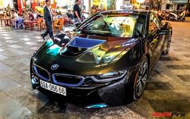Cộng đồng mạng chê lỗi thời, BMW i8 của đại gia Cà Mau vẫn gây ấn tượng nhờ chi tiết này