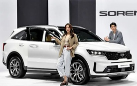 Ra mắt Kia Sorento 2020: Đẹp đúng chất xe Hàn, nhiều công nghệ, dự kiến về Việt Nam trong năm nay