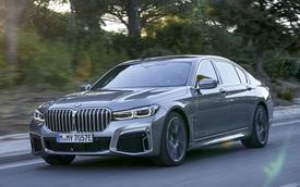 BMW 7-Series đời mới sẽ có thay đổi lớn này