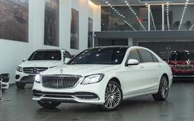 Mới chạy 19.000 km, Mercedes-Benz S 450 L độ Maybach của đại gia Việt đã xuống giá 'rẻ hơn 1 tỷ đồng'