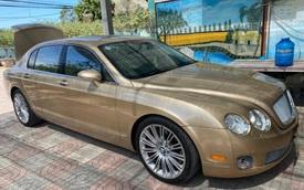 Bentley 'hết thời' bán giá 1,9 tỷ đồng - Khi xe siêu sang rẻ ngang 2 xe 'cỏ'