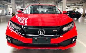 Giá Honda Civic tại đại lý chạm đáy mới, lần đầu giảm kỷ lục 120 triệu đồng
