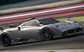 Đằng sau vô-lăng Pagani Imola siêu hiếm và mạnh nhất của hãng siêu xe Ý