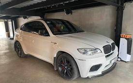 Hàng khủng BMW X6 M 'độc nhất Việt Nam' rao giá 1,6 tỷ đồng: Mạnh 555 mã lực, rẻ ngang Mercedes-Benz GLC 200