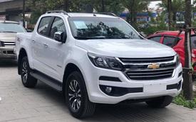 Sau Trailblazer, Chevrolet Colorado giảm giá tất tay gần 200 triệu đồng để dọn kho tại Việt Nam