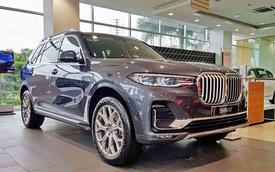 BMW X7 giảm giá kỷ lục 350 triệu đồng trong cuộc đua khốc liệt với Mercedes-Benz GLS tại Việt Nam