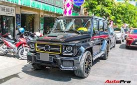 Bắt gặp 'siêu SUV' Brabus G850 độc nhất Sài Gòn, sở hữu chi tiết tạo nên khác biệt so với chiếc duy nhất miền Bắc
