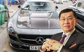Ủng hộ 36 tỷ cho nhà nước, 'vua hàng hiệu' Johnathan Hạnh Nguyễn còn gây choáng với bộ sưu tập xe tiền tỷ
