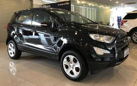 Ford EcoSport hạ giá sập sàn còn từ 430 triệu đồng, thấp hơn Kona tới 166 triệu đồng
