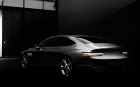 Chốt ngày ra mắt Genesis G80 thế hệ mới - Sedan Hàn khiến người dùng BMW 5-Series, Mercedes-Benz E-Class nghĩ lại