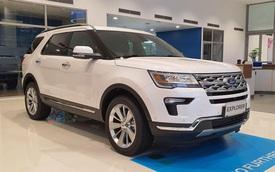 Những mẫu xe bán dưới giá niêm yết sắp có phiên bản mới tại Việt Nam: Ford Explorer 2021 dự kiến về nước giữa năm sau