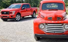 Ford F-Series: Xe đỉnh nhất lịch sử Bắc Mỹ đã thay đổi thế nào qua 72 năm?