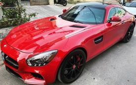 Mercedes-AMG GTS từng thuộc sở hữu Cường 'đô-la' rao bán hơn 3 tỷ đồng, rẻ hơn 8,6 tỷ đồng xe mua mới chính hãng
